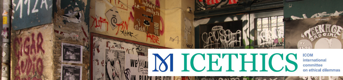 IC ETHICS – ICOM International Committee on Ethical Dilemmas