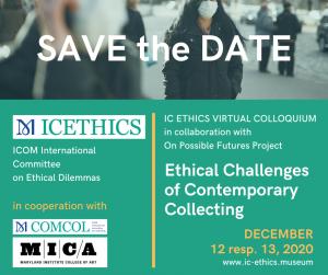 Save the Date Conference 2020